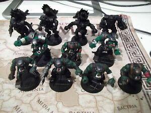 Warhammer blood bowl ork team lot a