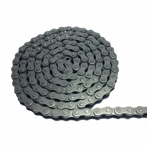 #25 #35 #40 #41 #60 #80 Heavy Duty Roller Chain 10 Feet With Connecting Link