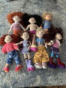 Lot Groovy Girls Doll Girl Boy Manhattan Toy Company Cloth Retired