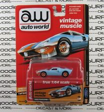 Auto World 1:64 2017 Special Edition Hobby Exclusive 1965 FORD GT40 Version B