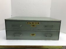 Antique Hardware Store Cabinetb