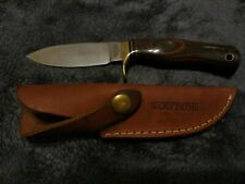 Wolverine Knife works Pre Rapid River Knife works Michigan Great Collectable See