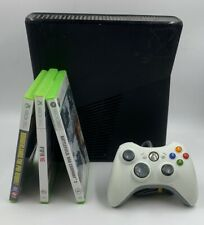 XBOX 360 4GB WITH 3 GAMES BUNDLE