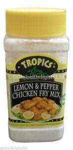 Tropics Lemon & Pepper Coating Chicken Fry Mix