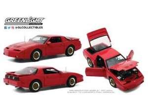 1988 PONTIAC Trans Am Gran Turismo Americano GTA CAR red 1:18 GREENLIGHT 13577