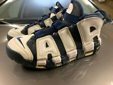 2012 Nike Air More Uptempo USA Sz 13 414962-401 Max Pippen Shoes