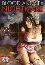 Blood and Sex Nightmare - DVD - Bloody Earth Films - New & Sealed