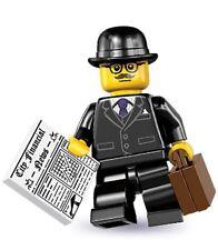 LEGO Businessman Minifigure 8833 Series 8 New Sealed