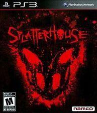 Splatterhouse (Sony PlayStation 3, 2010) Ps3