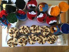 Rug Hook Yarn Assorted Rug Hooking Lot of 22+ Packages
