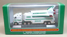 2009 Miniature Hess Space Shuttle - New in Box-Battery NOT INSTALLED-(See Why)