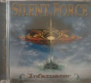 SILENT FORCE. Infatuator. Cd. MINT. Import.