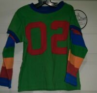 Pink Chandelier NWT Girls Green Red Orange Blue Shirt Top Blouse Size 2 M OR L