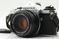 🔴FedEx✈︎【EXC+++++】Pentax ME 35mm SLR Film camera w/SMC M 50mm f1.7 From Japan