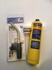 Neish Tools Hot Deal No2 Total Fire Torch Mapp Plus & 1.7oz Nokorode Flux 90.854
