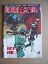 Uomini e Guerra n°10 1977 edizioni DARDO  [G403]*