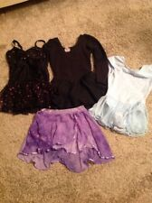 Dance Leotards USED Sz 6/7 Small Duck Crossing Basic Moves Just Imagine