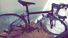 Bicicle Scott  CR1 10 2016 ultegra componets carbon fiber