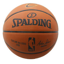 Spalding Basketball Size 7 Cleveland Cavs Nba Basketball For Indoor Outdoor