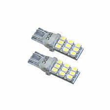 2x LED 501 T10 Canbus 13x5050 SMD To Fit Number Plate Mitsubishi Pajero//Shog MK4