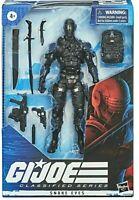 "Hasbro G.I. Joe Classified Series Snake Eyes 6"" FAST SHIP HTF GIFT TOY HTF L@@K!"