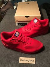 Nike Air Max 90 Independence Red Sz 11 Indy Pre Owned 1 2 3 4 5 6 7 8 9 10 12 13