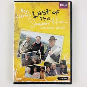Last of the Summer Wine: Vintage 2007 (DVD, Roy Clarke, BBC)