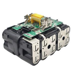 Housing Shell+Circuit Board PCB Replacement Repair Parts for Makita 18V Battery