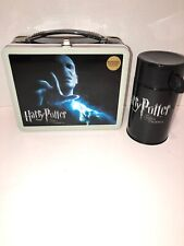 New Old Stock Neca Harry Potter Order Of The Phoenix Metal Lunch Box W/ Thermos