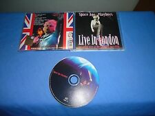 "Space Age Playboys ‎""Live In London"" CD DREAM CATCHER UK 1999"
