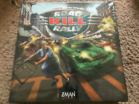 z man games ROAD KILL RALLY BOAR GAME brand new factory sealed      D