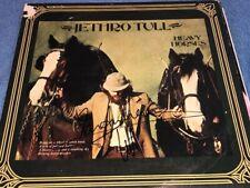 Ian Anderson Signed Autographed Jethro Tull Heavy Horses Record Album LP
