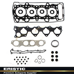 Fits 00-07 Honda S2000 2.2L L4 VTEC DOHC Cylinder Head Gasket Set F20C1 F22C1