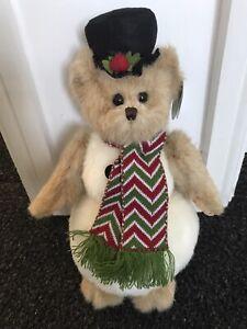 Bearington Bear Snowden BNWT