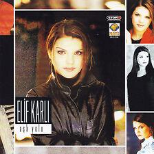 ELIF KARLI - CD - ASK YOLU