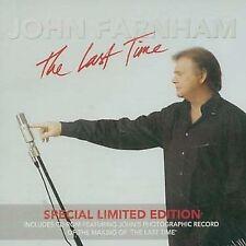 John Farnham - The Last Time(CD, Oct-2002, BMG ) - BRAND NEW AND SEALED CD