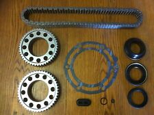 Morse Chain and Sprockets for Chevy/GMC NP 246 AutoTrac  w/ Seal  Kit