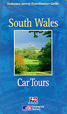 Very Good, South Wales Car Tours (Ordnance Survey Travelmaster Guide), Thomas, R