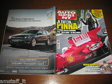 AUTOSPRINT 2008/31=PIERO FERRARI RACCONTA ENZO=TEST VW SCIROCCO=MASERATI 4P S