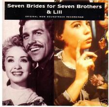 Seven Brides For Seven Brothers/ Lili -2 Soundtracks CD