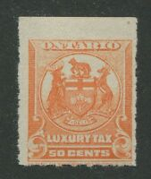 CANADA REVENUE OLT6 MINT NH