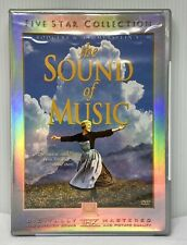 The Sound of Music DVD Five Star Collection: Brand New! Factory Sealed!