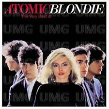 Emi Music distribution - Atomic the Very Best of Blondie