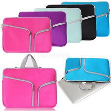 "Universal Neoprene Sleeve Carry  Bag Case Cover For 11.6"" 12"" Notebook Laptop FZ"
