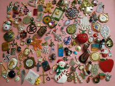 "Huge Vintage Now 11O Pieces ""As Is"" Pendants & Charms Other Wear Sell Gift Craft"