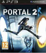 Portal 2 PS3 NEW SEALED UK PAL Sony Playstation 3 with PS3 Tear Strip