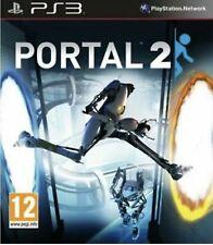 Portal 2 PS3 Nuevo Sellado PAL Reino Unido Sony Playstation 3 con PS3 tira de desgarre