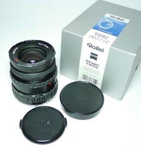 Carl Zeiss Distagon 4/50 HFT FLE PQ Objektiv f Rolleiflex 6000 / 6008  ff-shop24