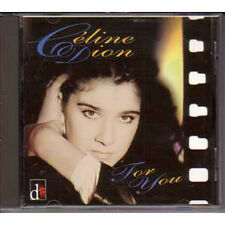 CD Céline DION	For you Compilation en francais  Rare