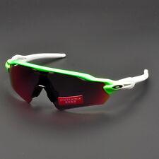 Sunglasses-Oakley RADAR EV OO9275-16 2016 RIO Green Fade w/ RIZME ROAD Sunglass